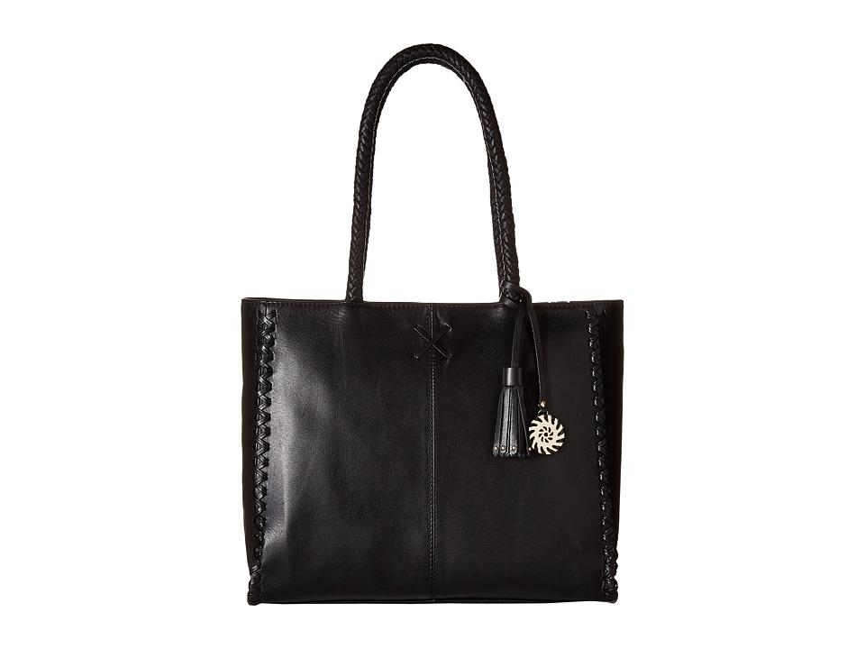 Jack Rogers - Bianca Tote (Black) Tote Handbags