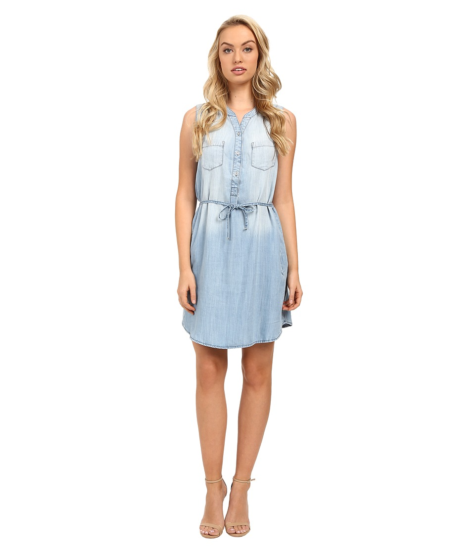 Mavi Jeans - Susan Dress (Light Indigo Super Soft Tencel) Women's Dress