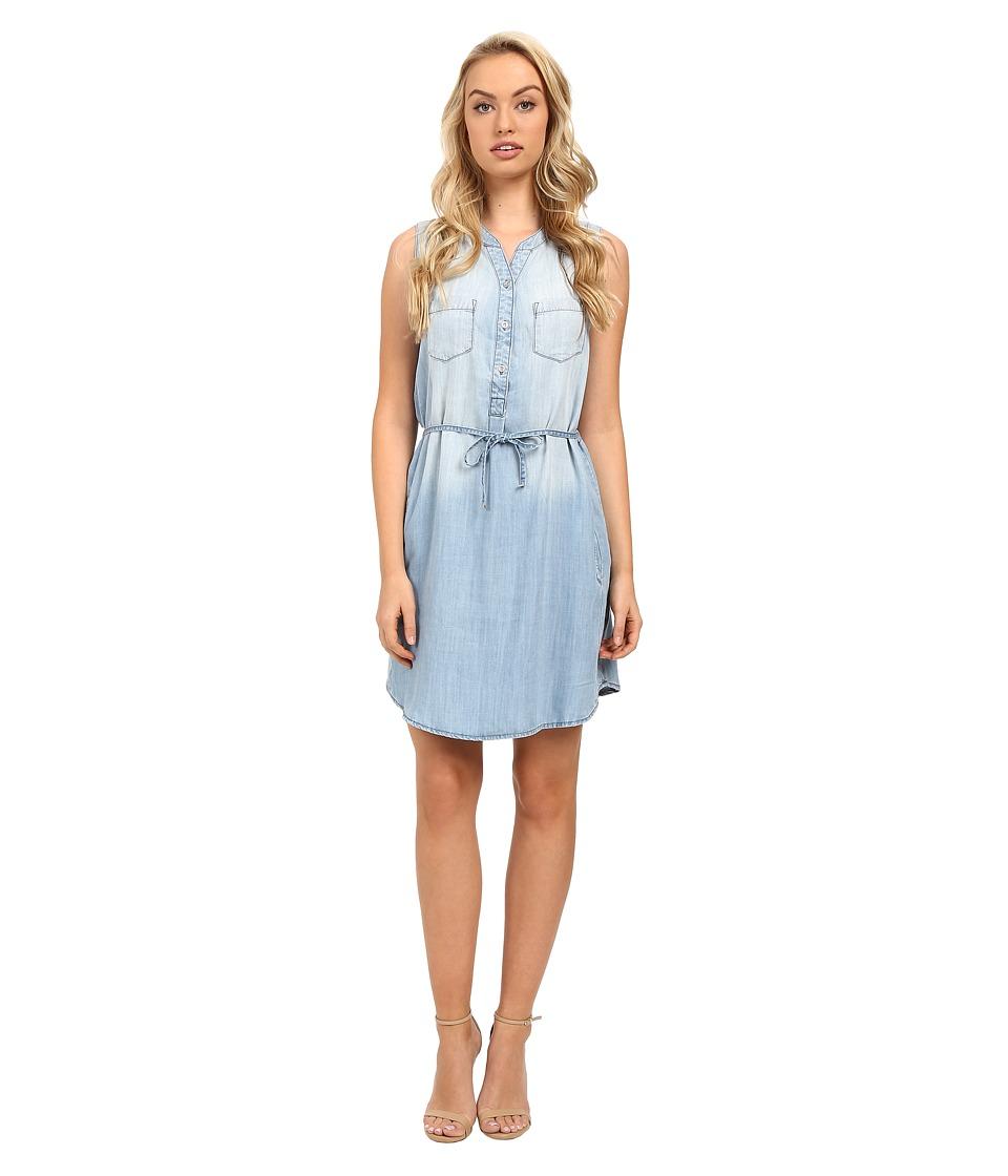 Mavi Jeans Susan Dress (Light Indigo Super Soft Tencel) Women