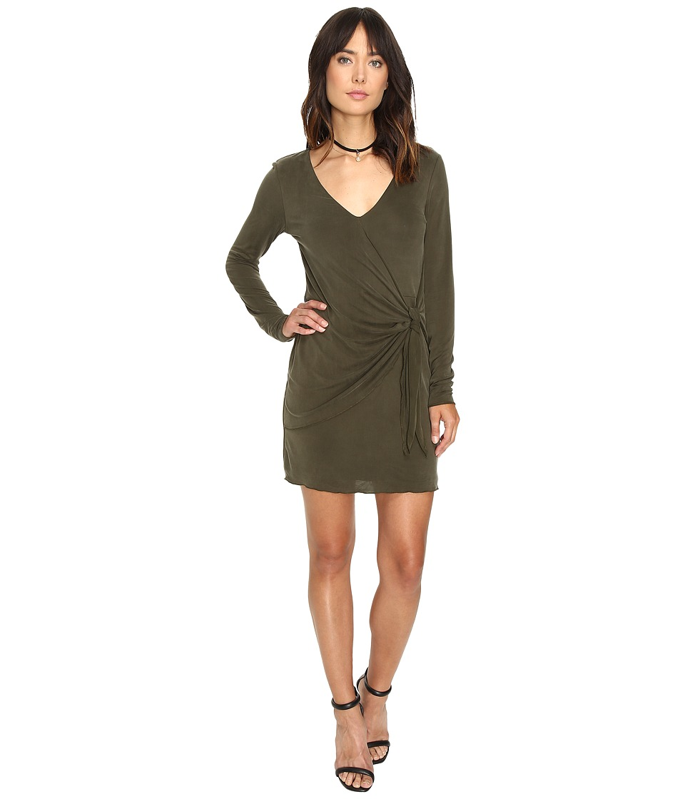 StyleStalker - Thebes Dress (Olive) Women's Dress