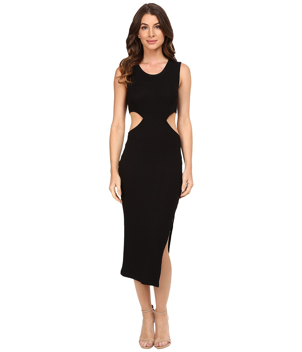 LNA - Union Dress (Black) Women's Dress