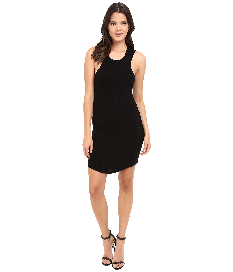 LNA Vincent Dress (Black) Women