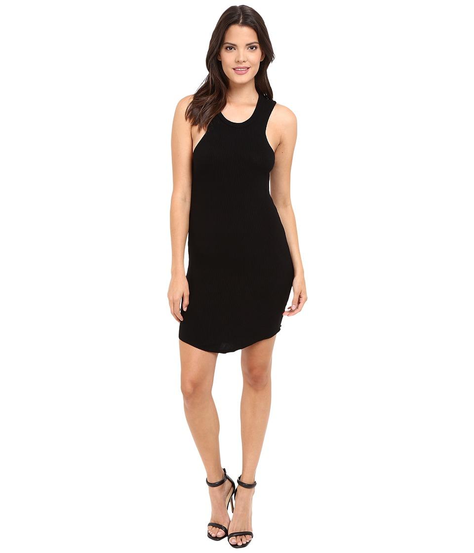 LNA - Vincent Dress (Black) Women's Dress