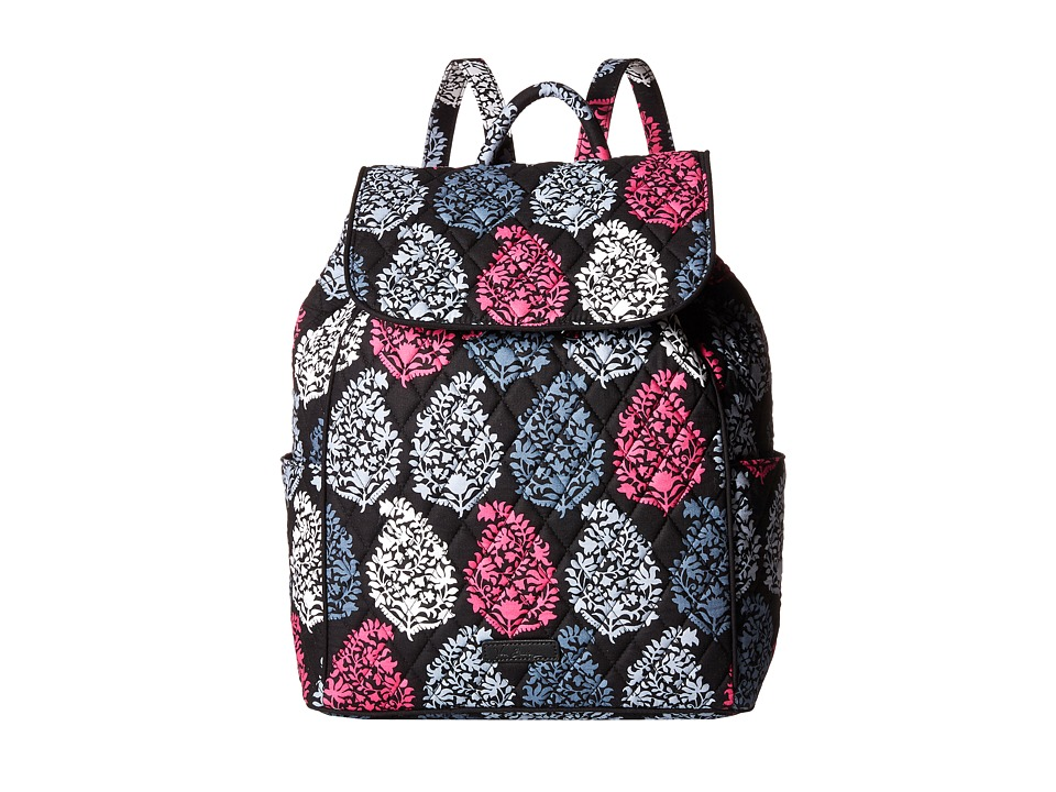 Vera Bradley - Drawstring Backpack (Northern Lights) Backpack Bags
