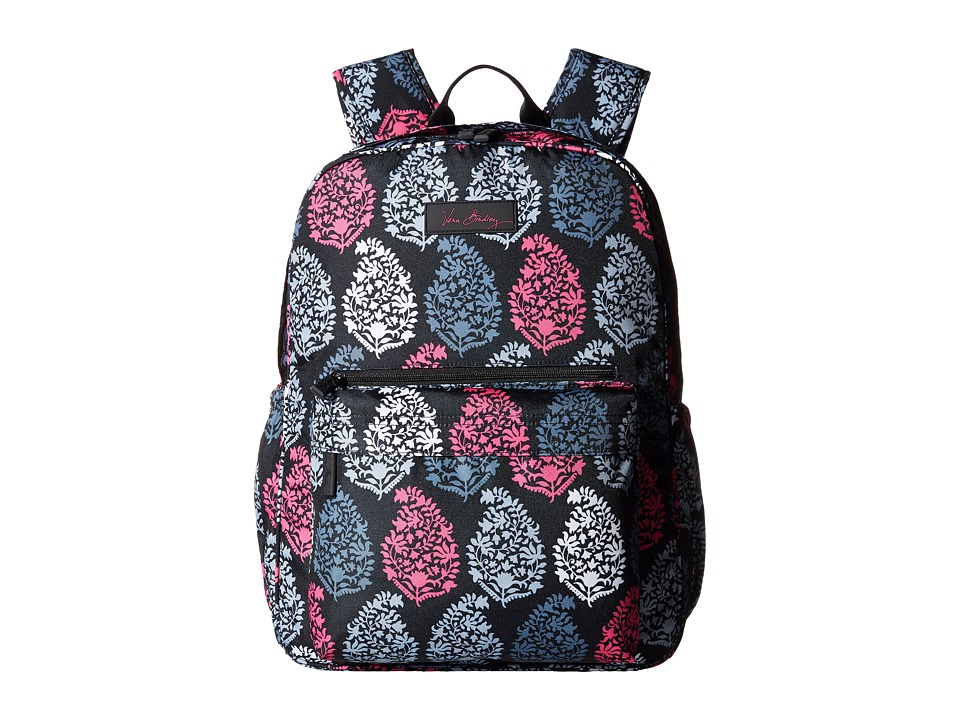 Vera Bradley - Lighten Up Grande Laptop Backpack (Northern Lights) Backpack Bags