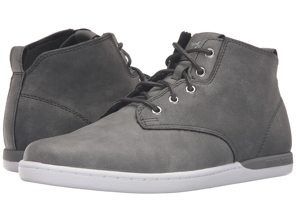Creative Recreation - Vito (Grey/Charcoal) Men's Lace up casual Shoes