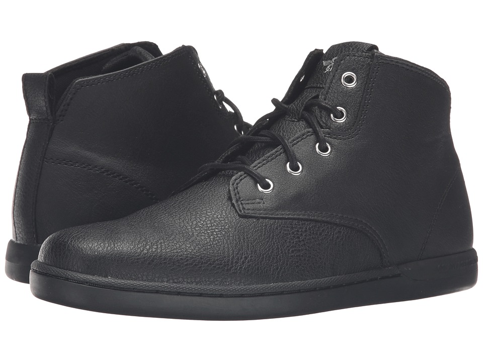 Creative Recreation - Vito (Black) Men's Lace up casual Shoes
