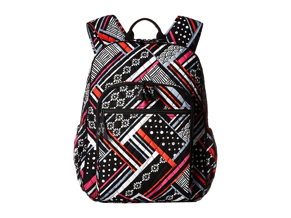 Vera Bradley - Campus Tech Backpack (Northern Stripes) Backpack Bags