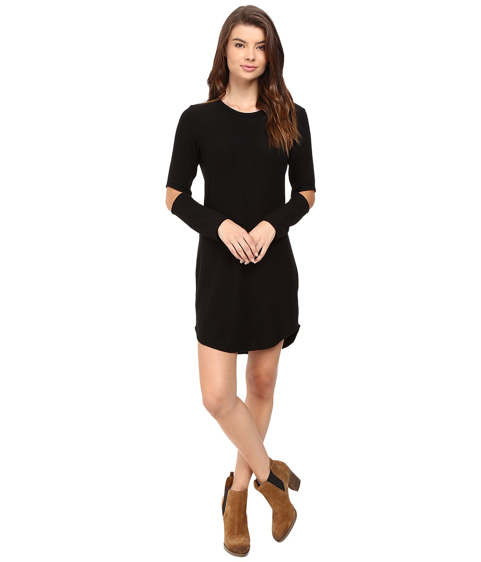 LNA - Dorado Dress (Black) Women's Dress