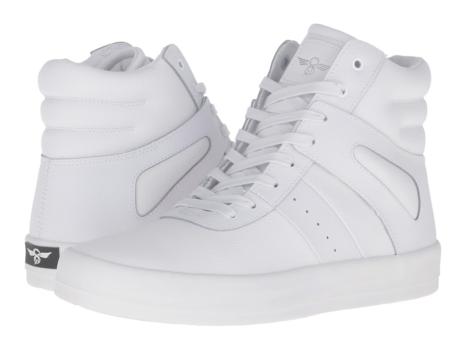 Creative Recreation - Moretti (White) Men's Lace up casual Shoes