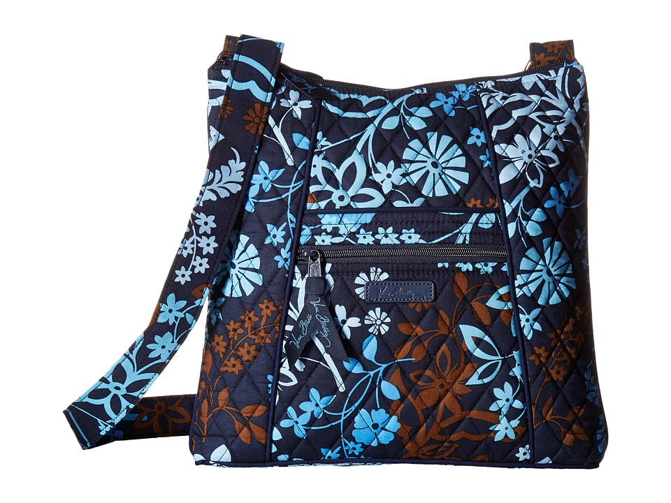 Vera Bradley - Hipster (Java Floral) Cross Body Handbags