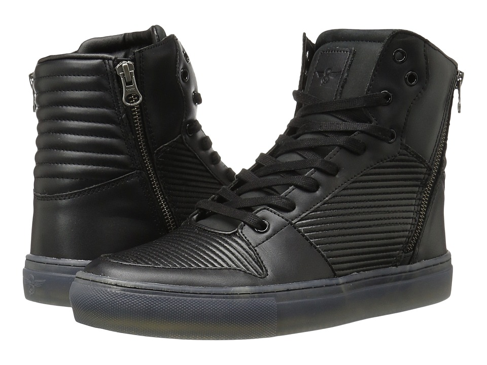 Creative Recreation - Adonis (Black Ripple) Men's Shoes