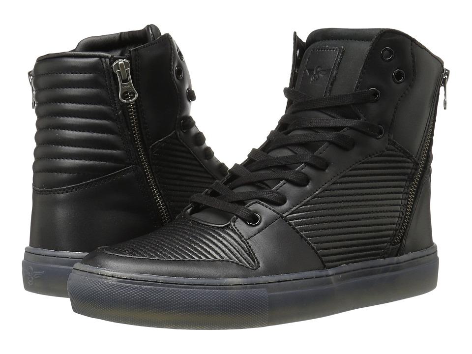 Creative Recreation - Adonis (Black Ripple) Men's Shoes