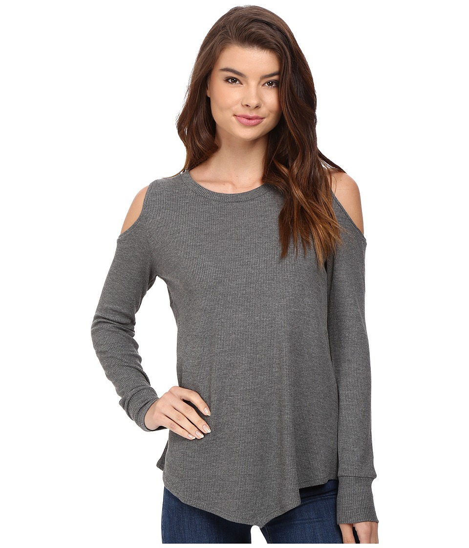 LNA - Meridian Long Sleeve (Marengo) Women's Clothing
