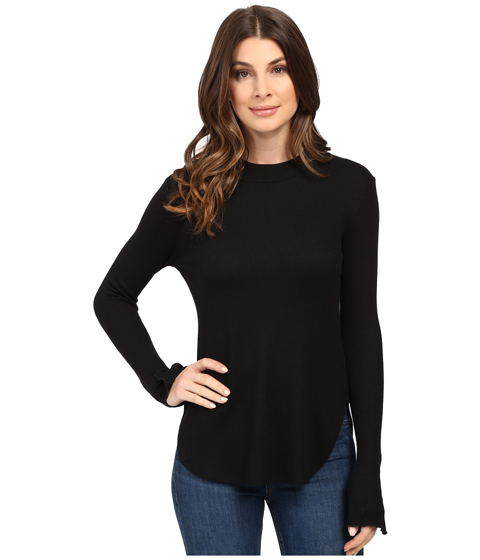 LNA - Devon Thermal (Black) Women's Clothing