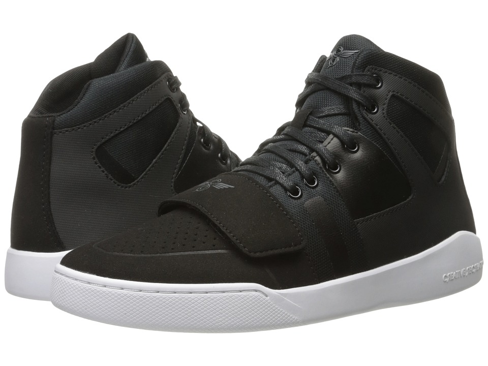Creative Recreation - Manzo (Black) Men's Shoes