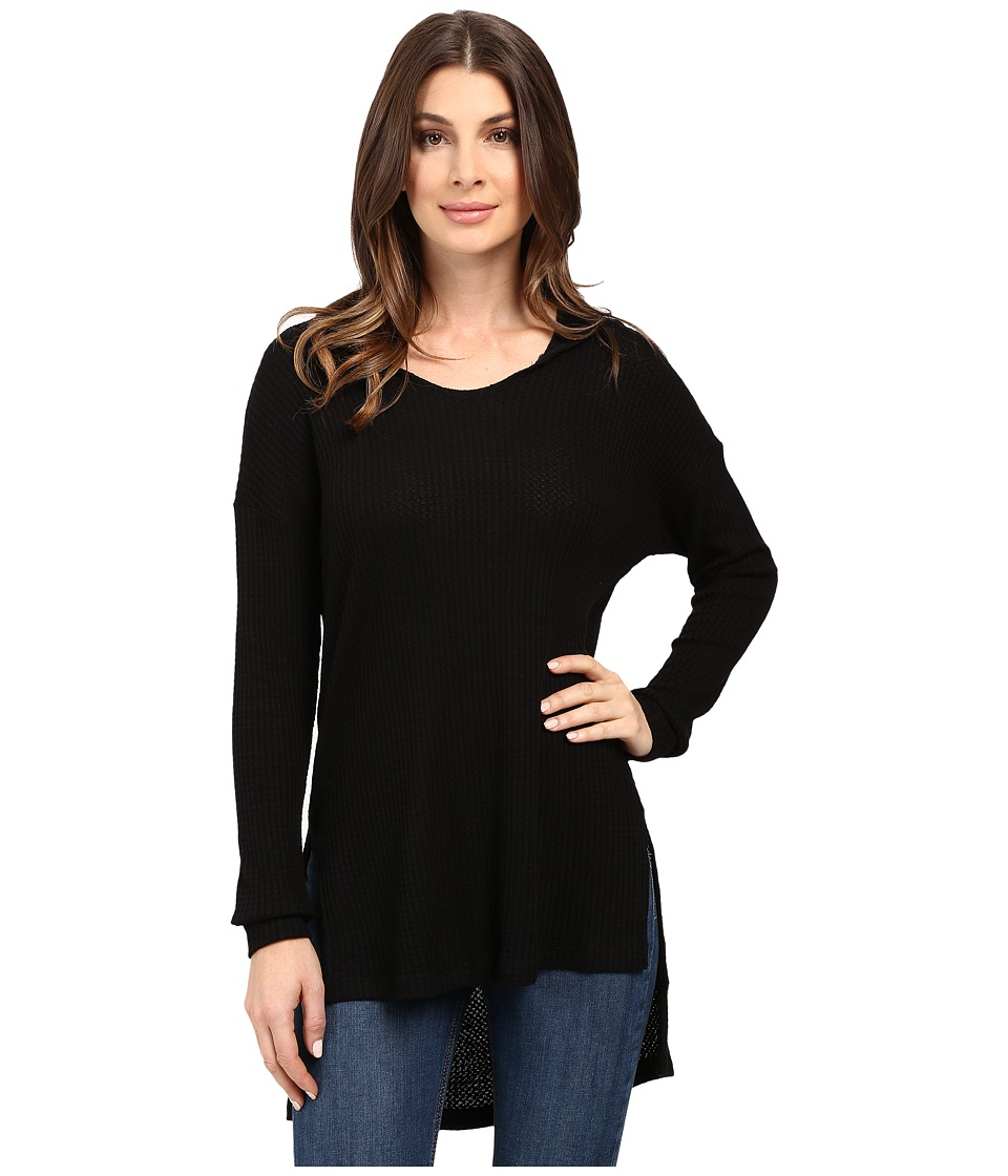 LNA - Eva Sweater (Black) Women's Sweater