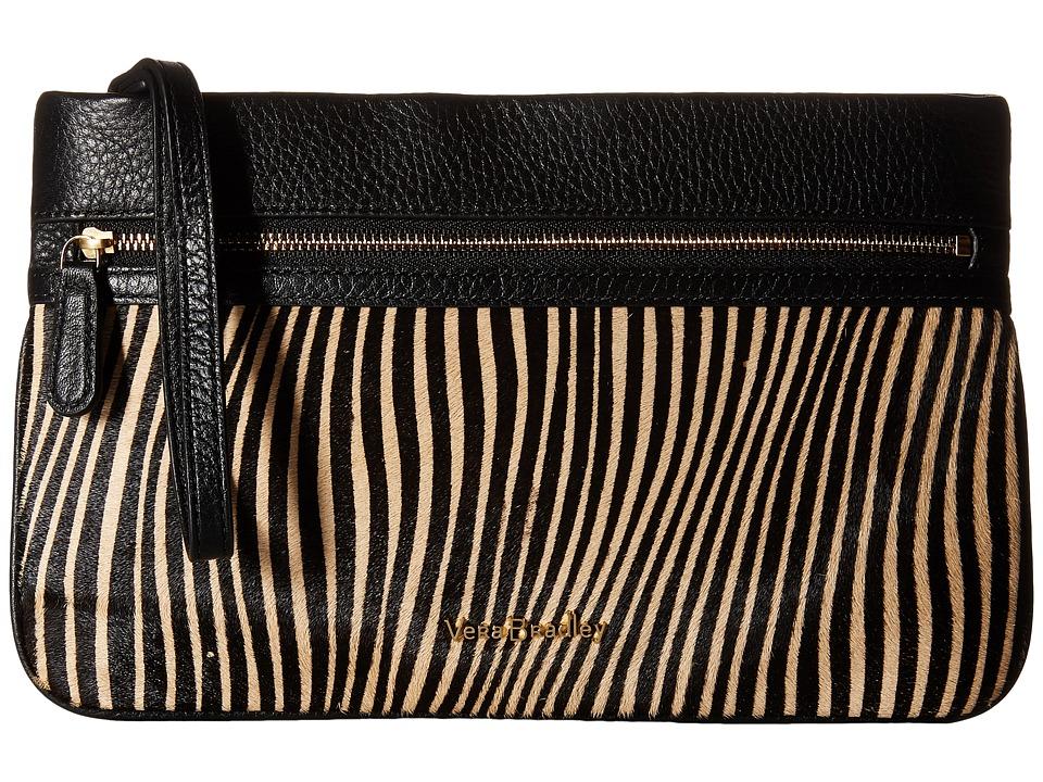 Vera Bradley - Mia Wristlet (Uptown Stripes) Wristlet Handbags