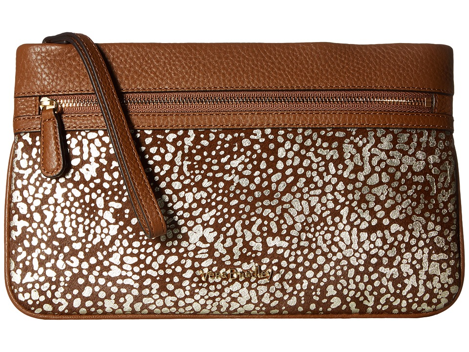 Vera Bradley - Mia Wristlet (Downtown Dots) Wristlet Handbags