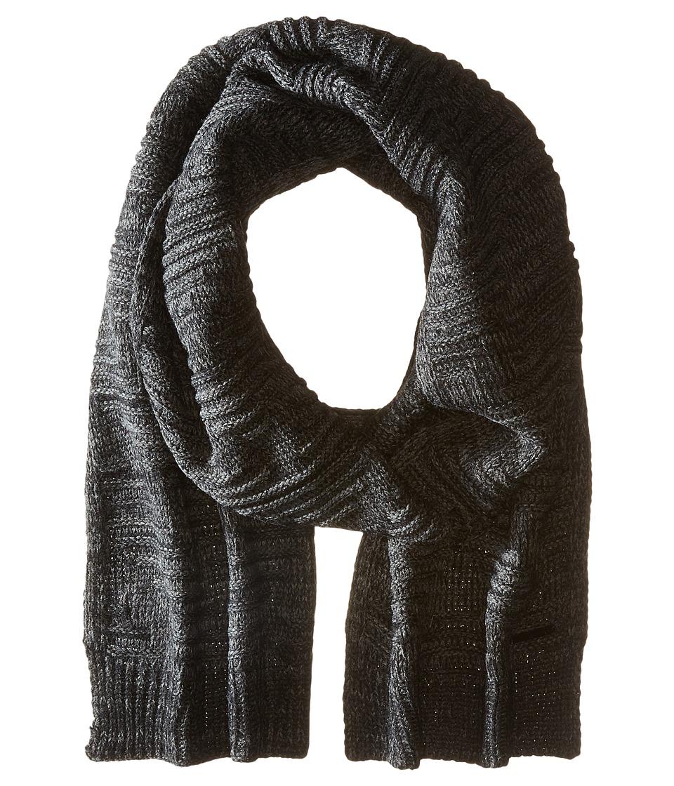 Calvin Klein - Dimensional Scarf (Black) Scarves