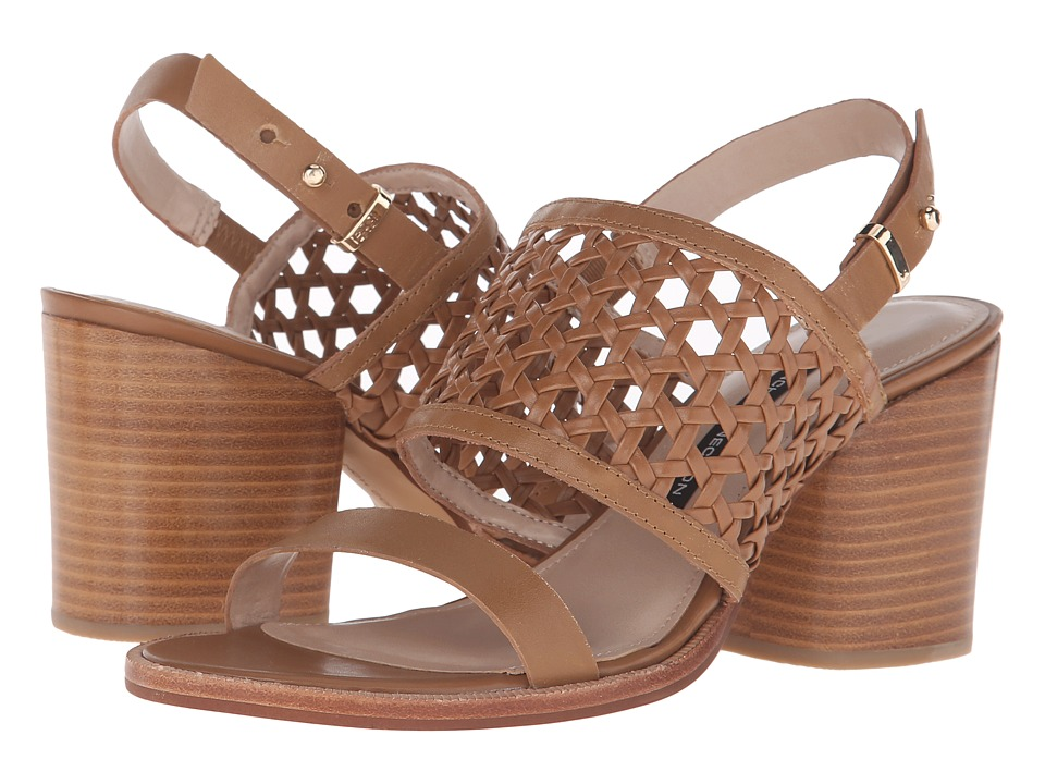 French Connection - Cielo (Safari Sands Rattan Woven/Classic Calf) Women's Shoes