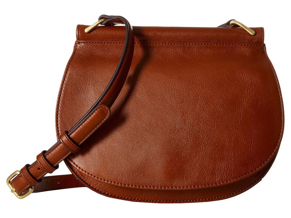 Vera Bradley Teal Brown Java Messenger Laptop Bag Mint 1