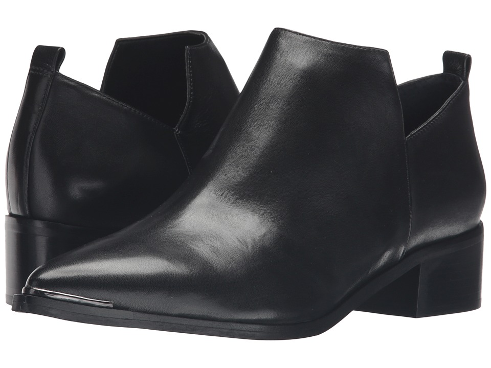 Marc Fisher LTD - Yamir 2 (Black Leather) Women's Shoes
