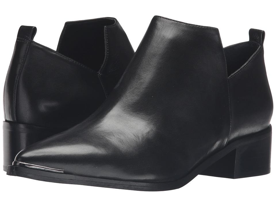 Marc Fisher LTD - Yamir 2 (Black Leather) Women's Shoes