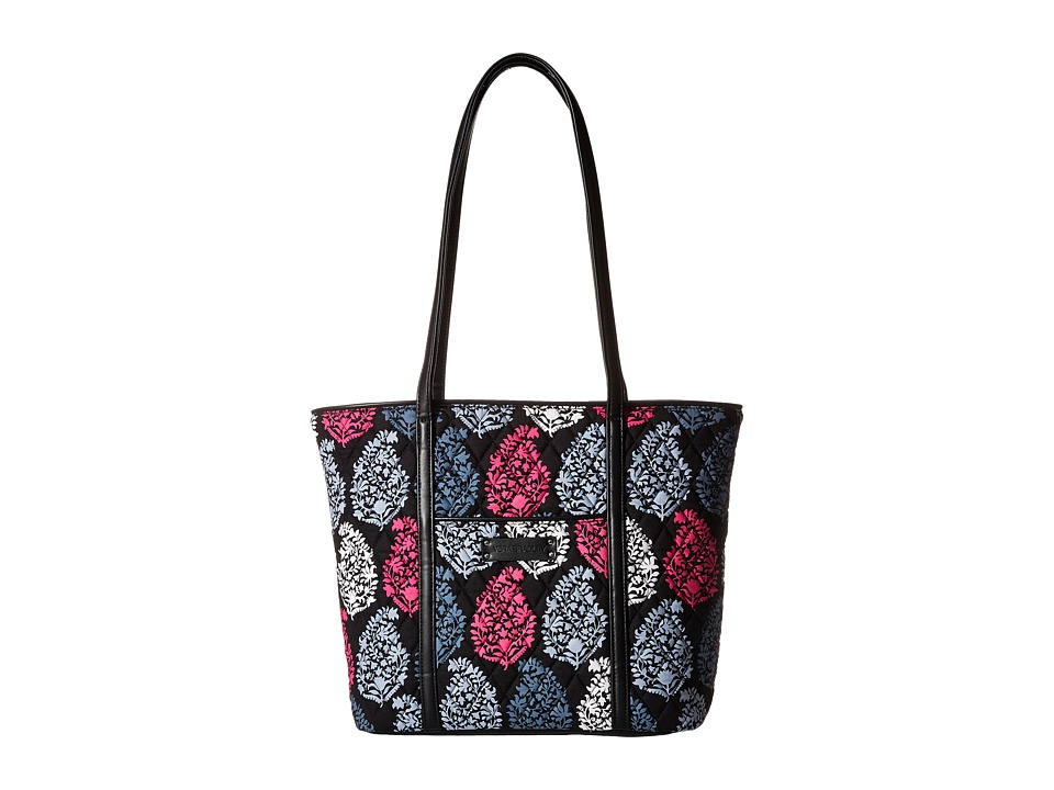 Vera Bradley - Small Trimmed Vera (Northern Lights) Tote Handbags