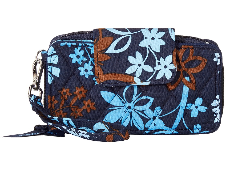 Vera Bradley - Smartphone Wristlet for iPhone 6 (Java Floral) Clutch Handbags