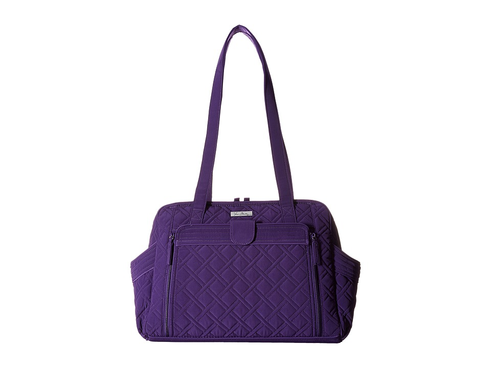 Vera Bradley - Stroll Around Baby Bag (Elderberry) Diaper Bags