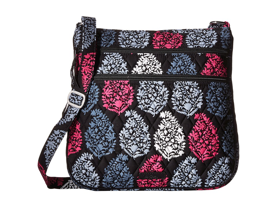 Vera Bradley - Triple Zip Hipster (Northern Lights) Cross Body Handbags