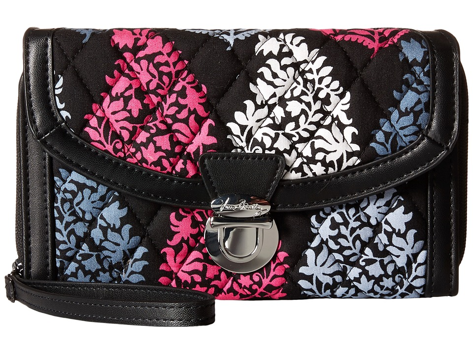 Vera Bradley - Ultimate Wristlet (Northern Lights) Clutch Handbags