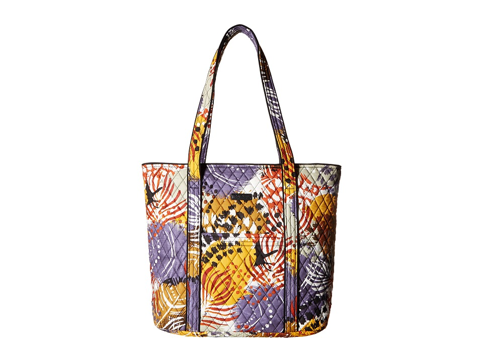 Vera Bradley - Vera 2.0 (Painted Feathers) Tote Handbags