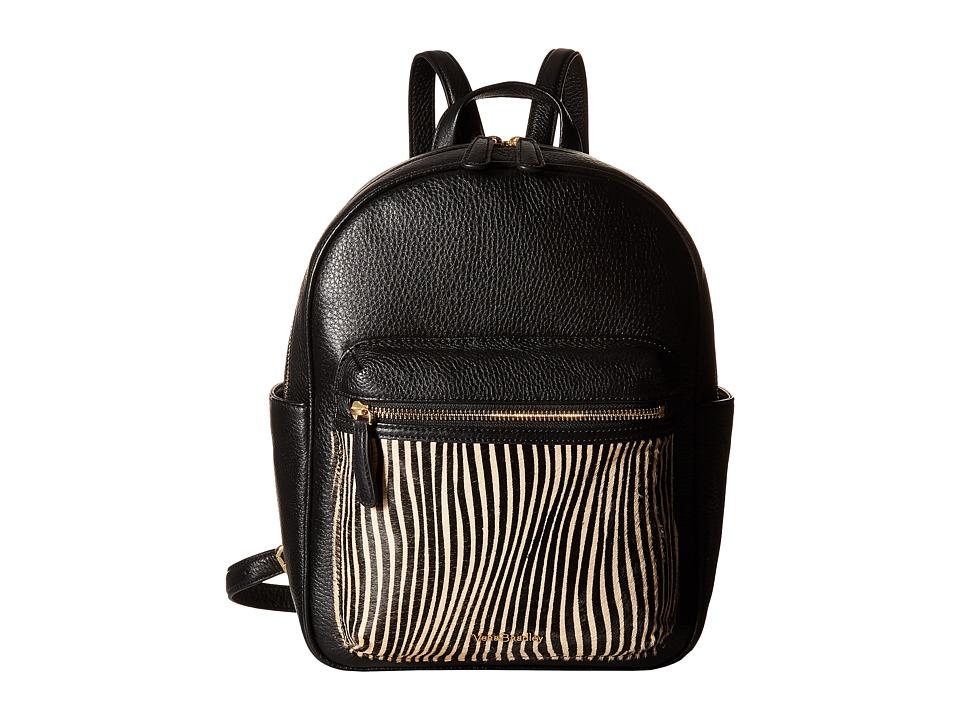 Vera Bradley - Leighton Backpack (Uptown Stripes) Backpack Bags