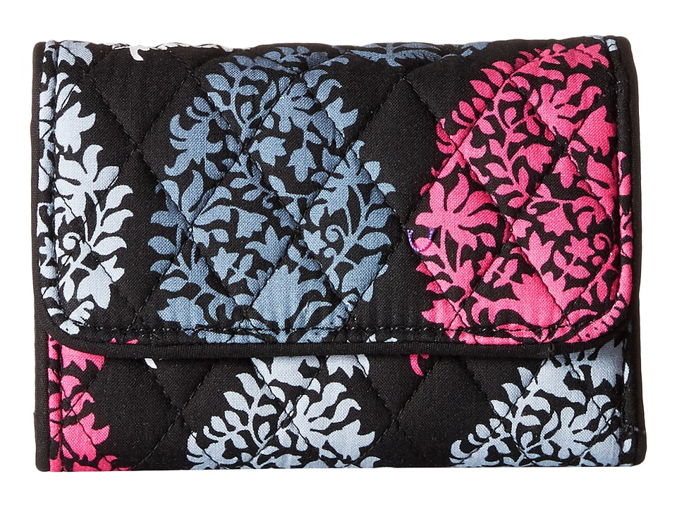 Vera Bradley - Riley Compact Wallet (Northern Lights) Wallet Handbags