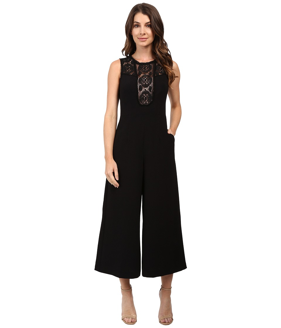 Nanette Lepore - Juniper Jumpsuit (Black) Women's Jumpsuit & Rompers One Piece