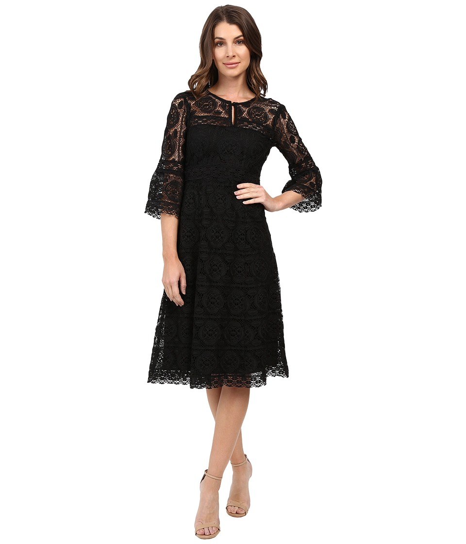 Nanette Lepore - Mimosa Dress (Black) Women's Dress