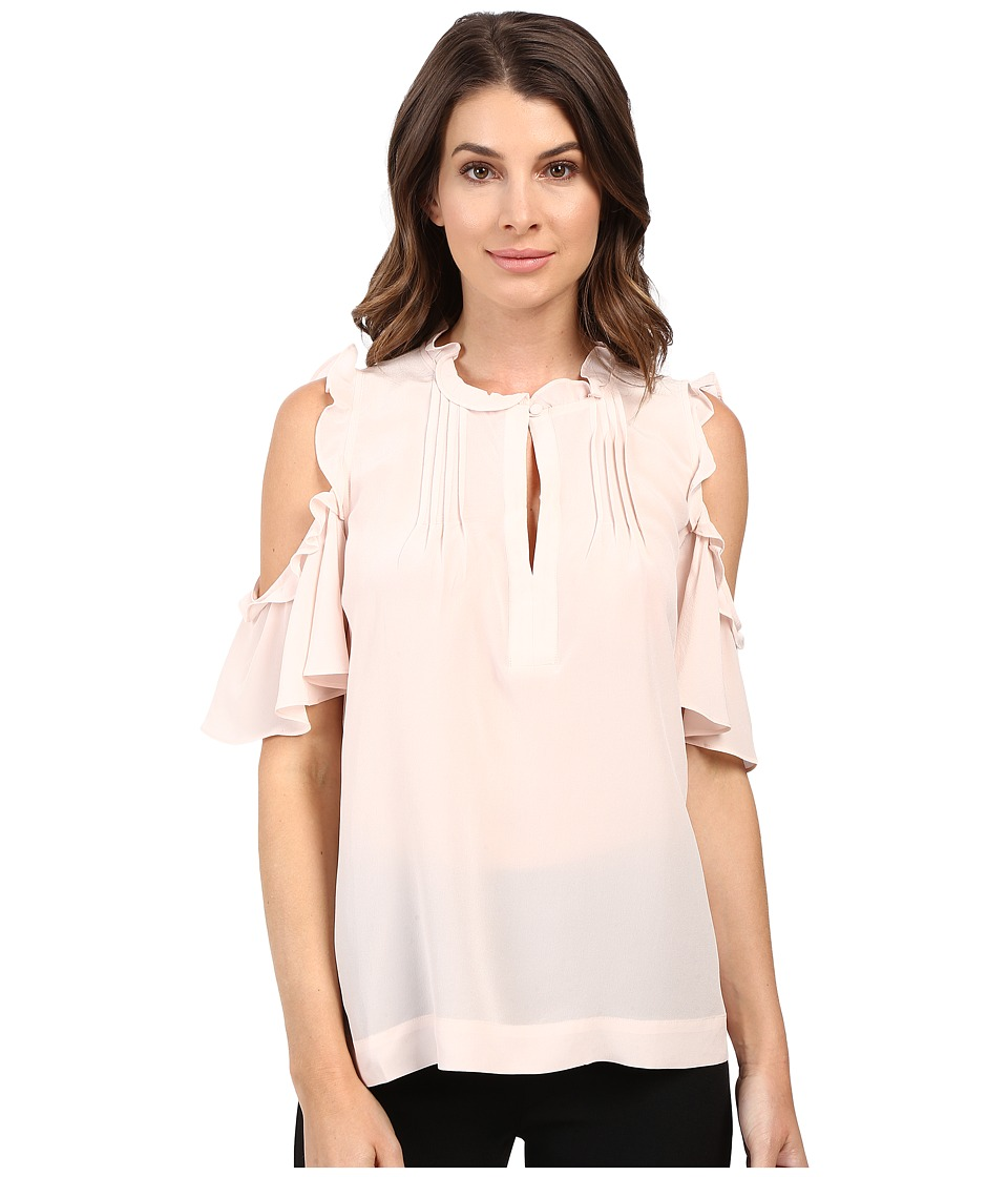 Nanette Lepore - Dragonfly Top (Blush) Women's Clothing