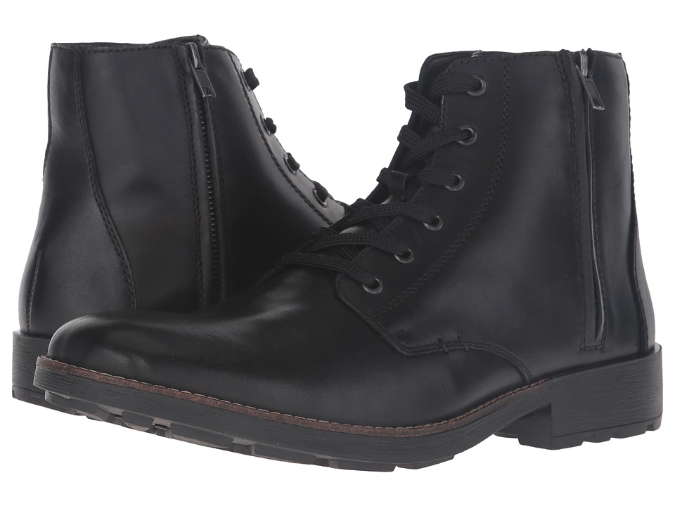 e4ad43d6220 Rieker 36003 (Nero Black) Men s Boots