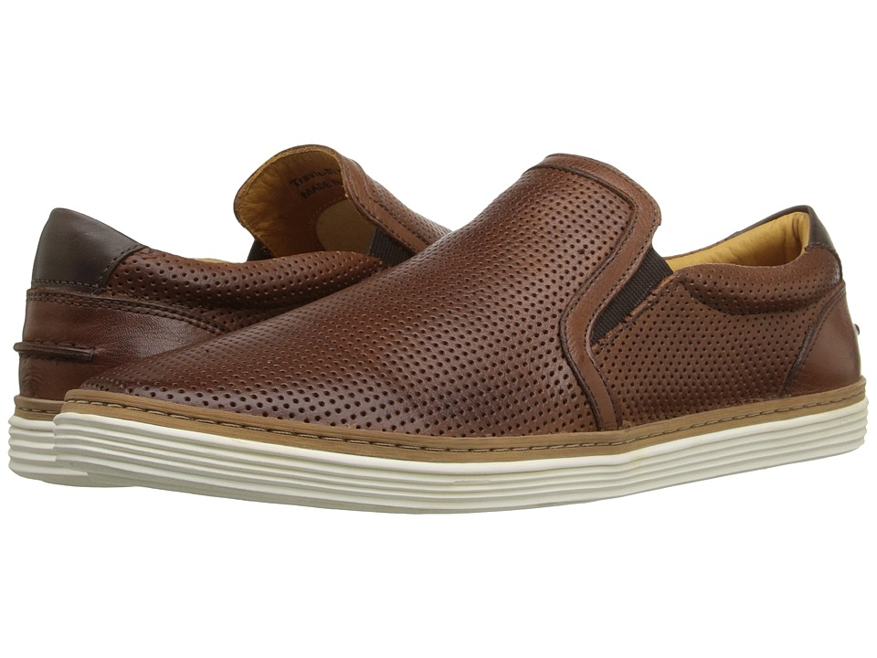 Donald J Pliner - Travis (Saddle) Men's Shoes