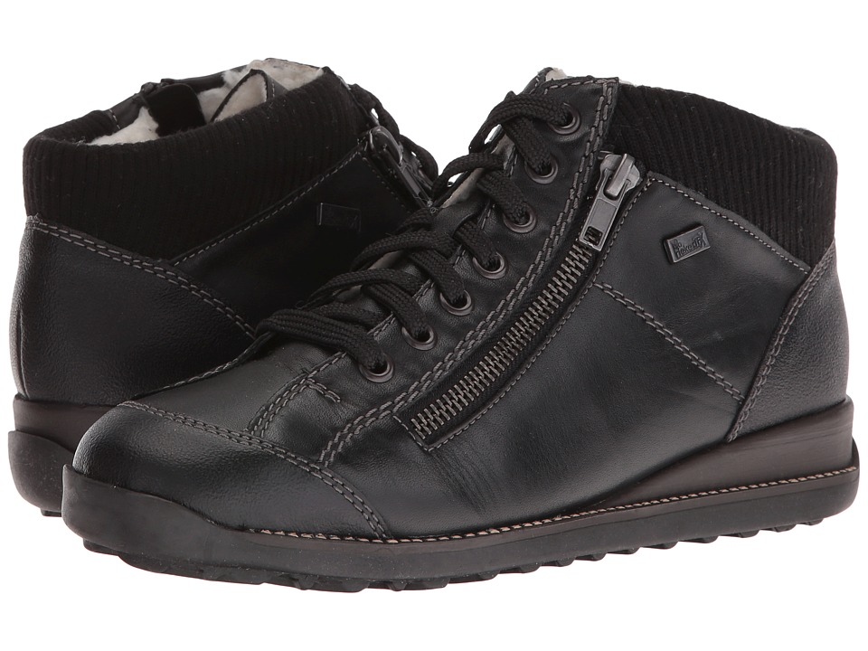 Rieker - 44241 (Black/Black/Black) Women's Shoes