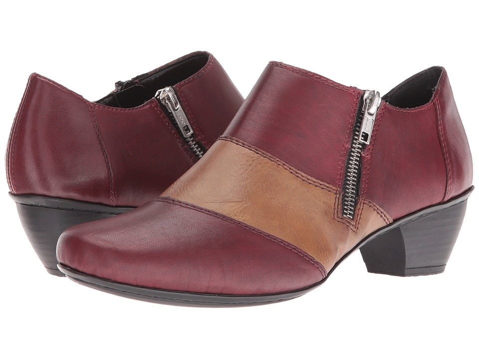 Rieker - 47674 (Medoc/Muskat/Burgundy) Women's Shoes