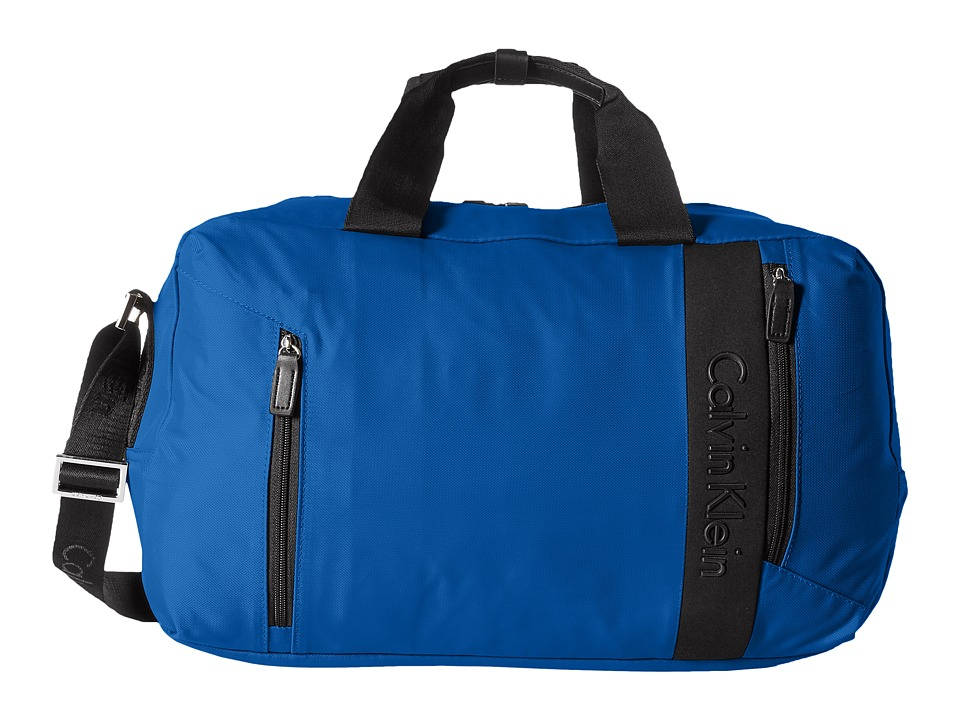 Calvin Klein - Northport 2.0 Small Duffel (Blue) Pullman Luggage