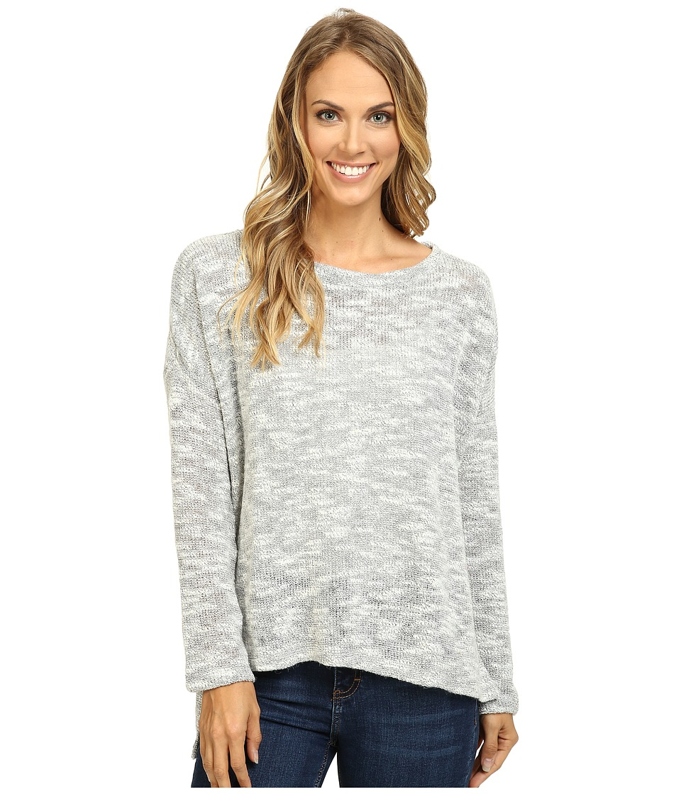 Sanctuary - Easy Street Popover (Heather Grey) Women's Clothing