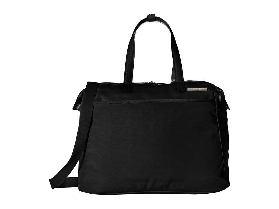 Calvin Klein - Greenwich 2.0 20 Weekender (Black) Weekender/Overnight Luggage