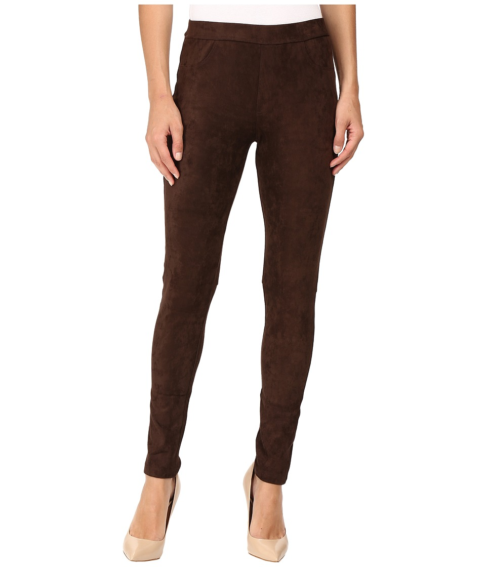 Sanctuary Grease Leggings (Rich Chocolate) Women