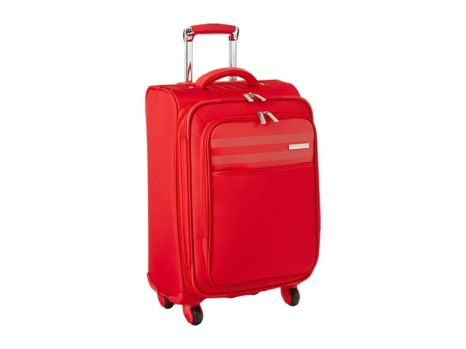 Calvin Klein - Greenwich 2.0 21 Upright Suitcase (Red) Luggage