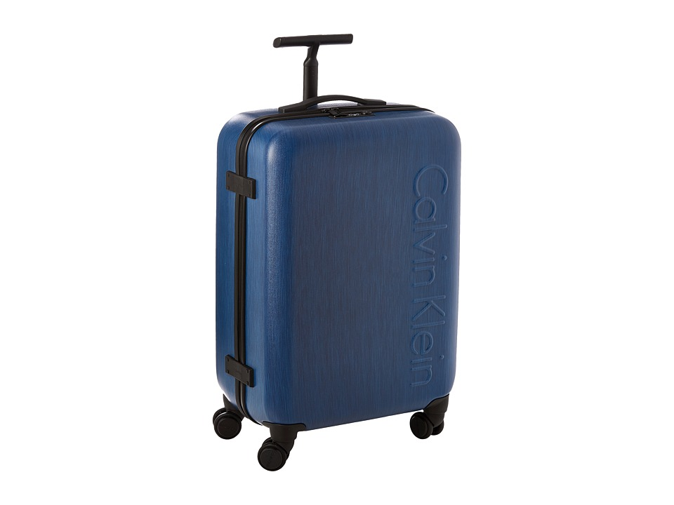 Calvin Klein - Southhampton 2.0 24 Upright Suitcase (Blue) Luggage