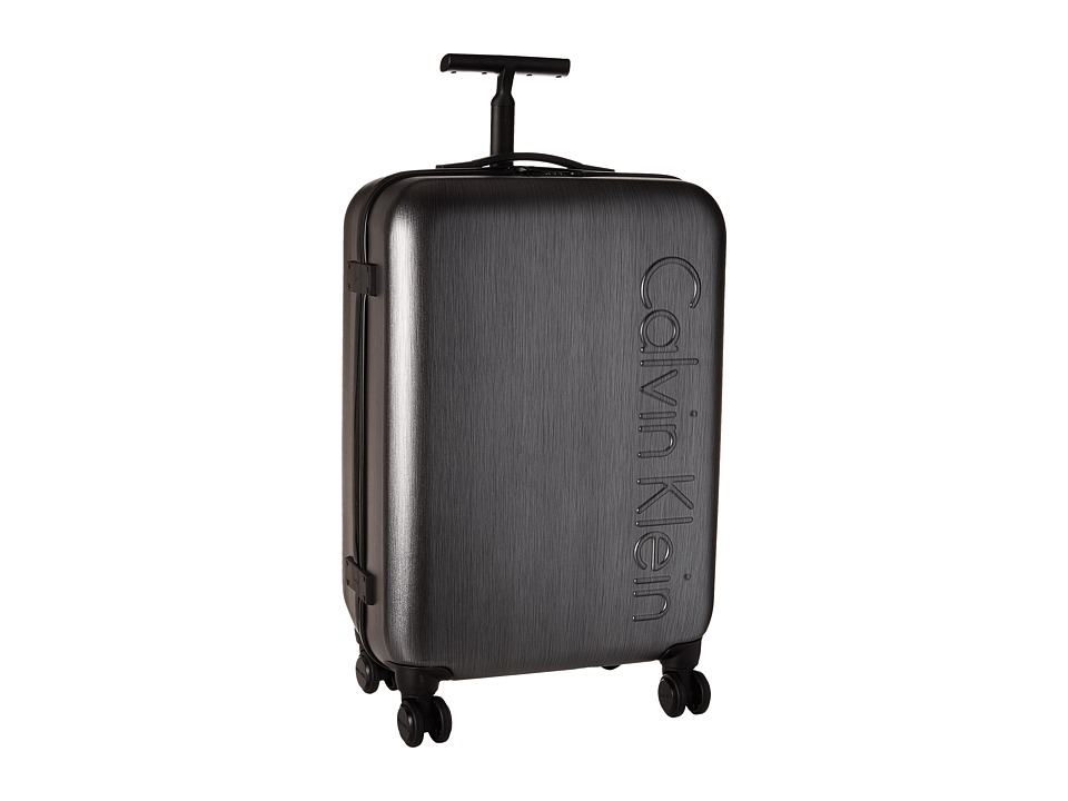 Calvin Klein - Southhampton 2.0 24 Upright Suitcase (Charcoal) Luggage